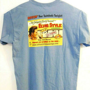 Elvis Presley Memories Since 1956 Mens L TShirt